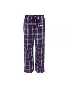 Purple Flannel Pants