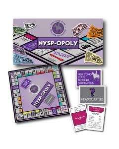 1956- CUSTOM NYSP-OPOLY