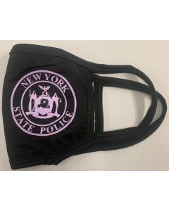 State Seal Facemask (Purple)