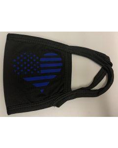 Flag Facemask(Blue)