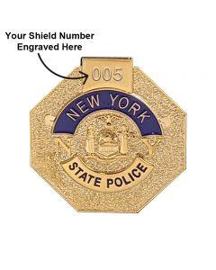 New York State Police Family Courtesy Shield