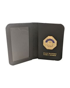 New York State Police Family Wallet